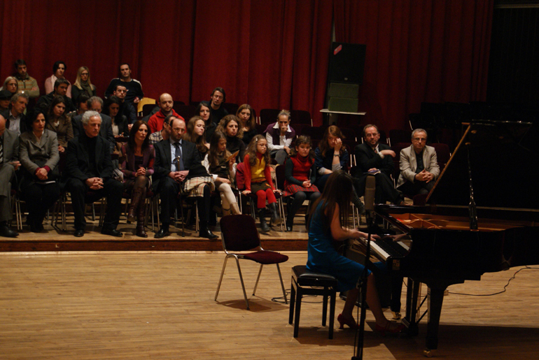 Promotional concert of the Chopin Society of Kosovo
