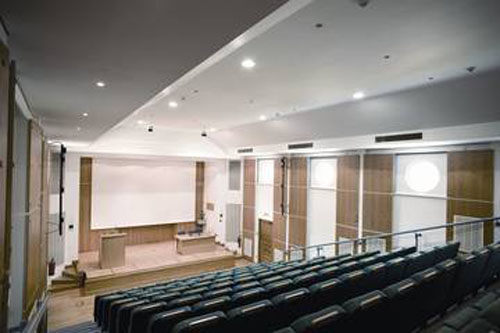 Mary Ogilvie Lecture Theatre, St Anne's College
