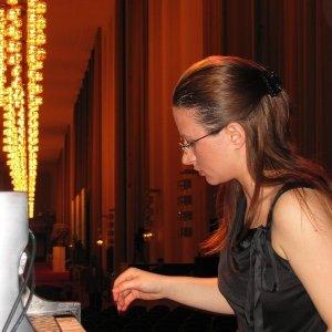 Yllka Istrefi at Kennedy Center for Performing Arts. Washington DC.